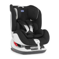 Chicco Seat Up 012 Isofix Car Seat -Black