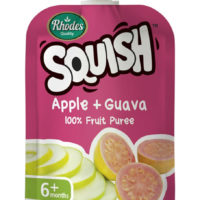Squish Apple & Guave Puree