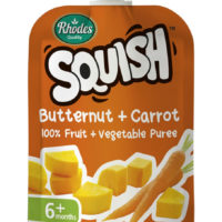 Squish Butternut & Carrot Puree