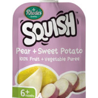 Squish Pear & Sweet Potato Puree