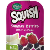 Squish Summer Berries Puree