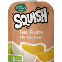 Squish Two Fruits Puree