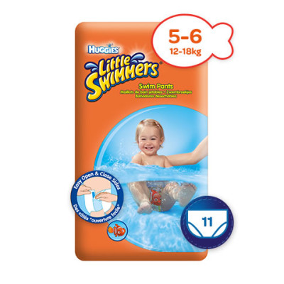 Huggies Little Swimmers Large 12-18kg 11's