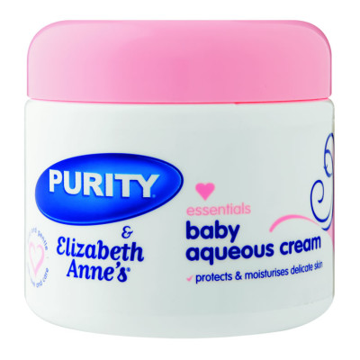 Elizabeth Annes Baby Aqueous Cream 350ml