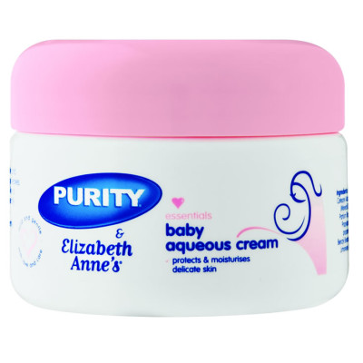 Elizabeth Annes Baby Aqueous Cream 125ml