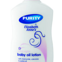 Elizabeth Annes Creamy Baby Oil Lotion 200ml