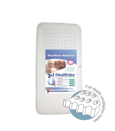 Snuggletime Healthtex Mattress Large