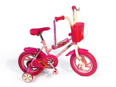 12 inch BMX for girls -Pink