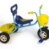 Basket trike -Blue and Yellow