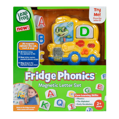 Leapfrog Magnetic Fridge Phonics