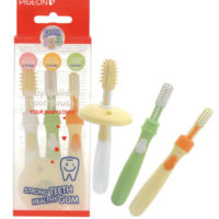 Pigeon Trainer Toothbrush Set