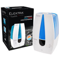 Electra Health Ultrasonic Cool Steam Humidifier