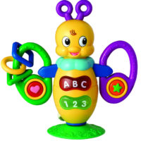 Polyotter Buzz Bee Rattle