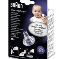 Braun LF40EULA Disposable Lens Filter Probe Covers