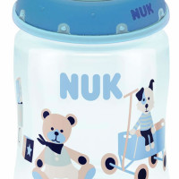 Nuk Breast Milk Containers 3 Pack  - Teddy