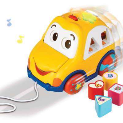 Polyotter Rhymes & Sorter Car