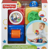 Fisher Price Brilliant Basics Stacking Action Blocks