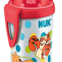 Nuk Active Disney Non-Spill Spout Cup - Red