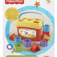 Fisher Price Brilliant Basics First Blocks
