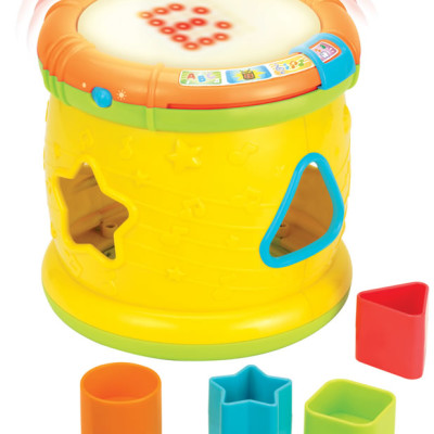 Winfun Tap 'n Learn Musical Drum