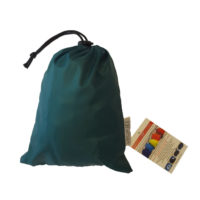 Mel's Buzz Clam Cover -Bottle Green