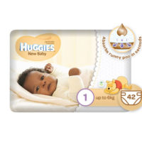 Huggies New Baby Size 1 42's