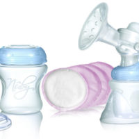 Nuby Natural Touch Comfort Breastpump