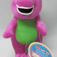 Barney & Friends Beanie Gift 7inch