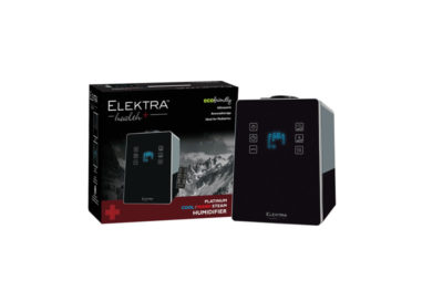 Elektra Health Platinum Warm/Cool Steam Humidifier
