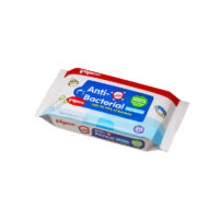 Pigeon Anti-Bacterial Wipes 20's