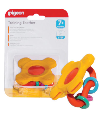 Pigeon Step 1 Training Teether