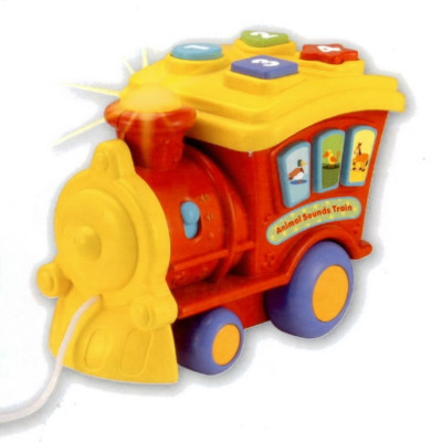 Winfun Animal Sounds Train