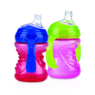 Nuby Spout Cup with Handles 240ml