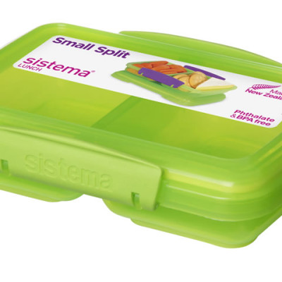 Sistema Split Coloured 350ml - Green