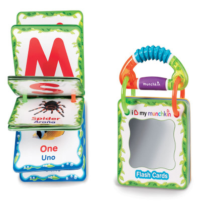Munchkin Travelling Flash cards