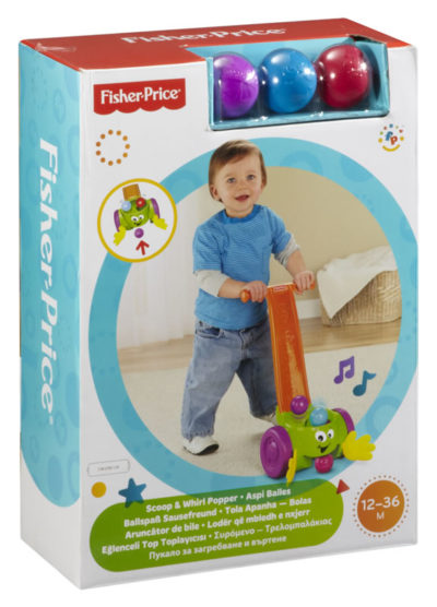 Fisher Price Push Toys