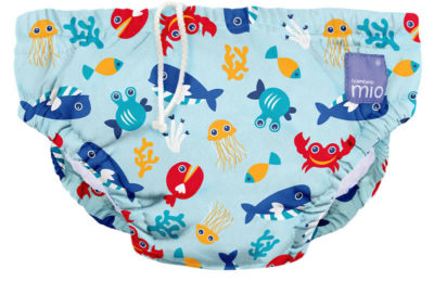 Bambino Mio Swimnappy Boy - M (7 - 9 kg) - Deep Sea Blue