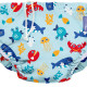 Bambino Mio Swimnappy Boy - L (9 - 12kg) - Deeo sea Blue