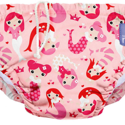 Bambino Mio Swimnappy Girl - L (9 - 12kg) - Mermaid