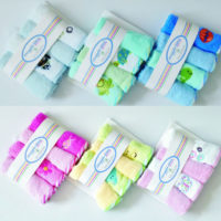Snuggletime Wash Cloths 4 Pack (Assorted)