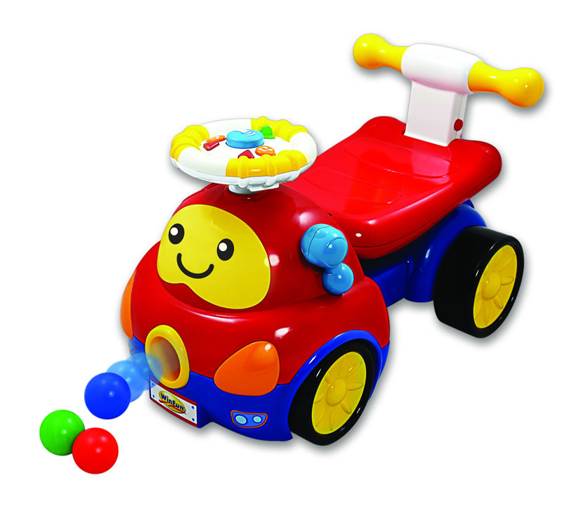 Fisher Price Walker Ride On Car