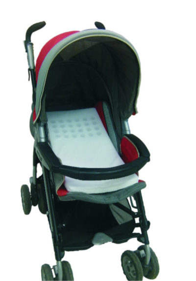Snuggletime Healthex Mattress Pram