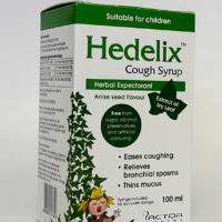 Hedelix Anise Seed Cough Syrup 100ml