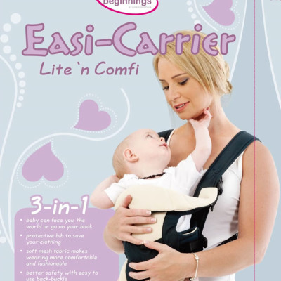 Becute 3-in-1 Baby Carrier