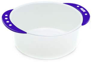 Nuk Weaning Bowl Small - Girl