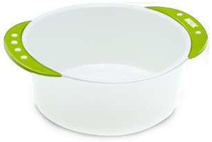Nuk Weaning Bowl Small - Neutral