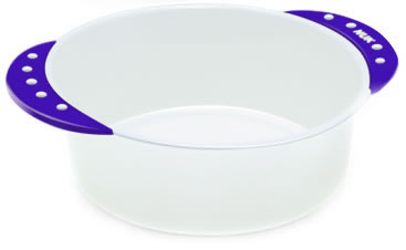 Nuk Weaning Bowl Medium - Girl