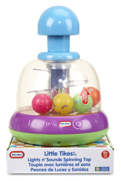 Little Tikes Lights & Sounds Spinning Top