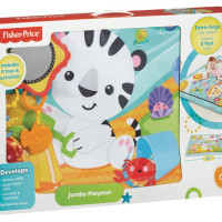 "Fisher Price Jumbo Play Mat ""Neutral"""