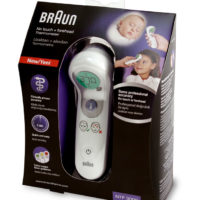 Braun No Touch Forehead Thermoscan NFT3000